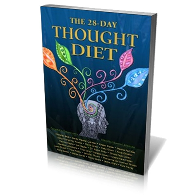 Picture of The 28-Day Thought Diet by Vanessa Lowry et al