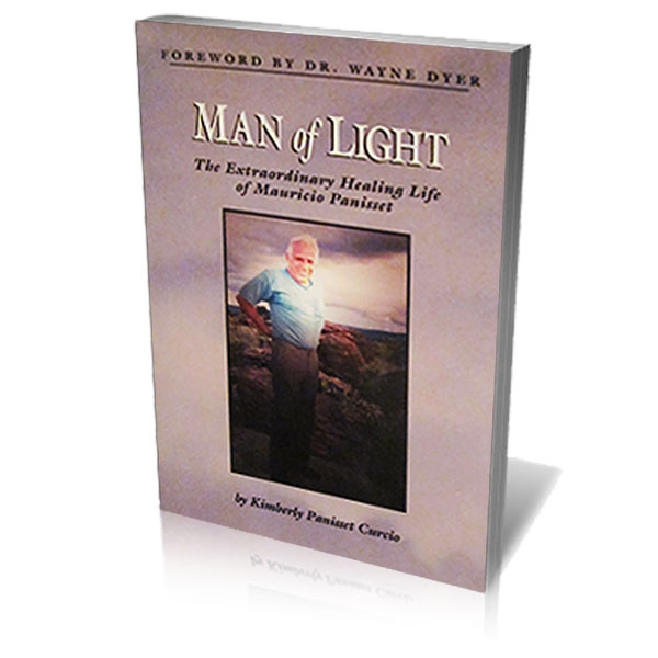Picture of Man of Light by Kimberly Curcio